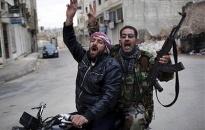 Syria đang trong tình trạng chiến tranh