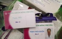 Kiểm tra các phòng khám Đông y ở Hải Phòng