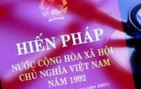 Triển khai kế hoạch lấy ý kiến dự thảo sửa đổi Hiến pháp năm 1992