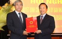 Bổ nhiệm Chủ tịch UBND quận Hồng Bàng