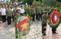 Họp mặt kỷ niệm 66 năm Ngày Thương binh - Liệt sĩ