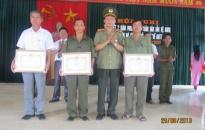 """Xã Minh Tân (Kiến Thụy): Phát huy hiệu quả mô hình """"3 quản, 5 giữ"""""""