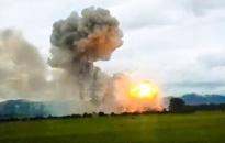 Có 19 người chết trong vụ nổ kho pháo ở Phú Thọ