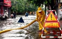 Bão Haiyan có thể gây mưa như trút nước ở miền Bắc