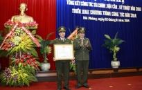 Các đơn vị CATP sôi nổi triển khai công tác năm 2014