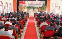 Huyện An Lão trao huy hiệu 55 năm và 60 năm tuổi Đảng
