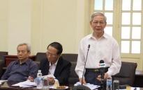 Nguyên lãnh đạo thành phố tham gia nội dung kỳ họp thứ 8 HĐND TP