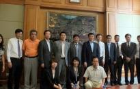 Hải Phòng mở rộng quan hệ hợp tác với Nhật Bản