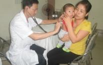 Gần 200 trẻ tim bẩm sinh được khám sàng lọc miễn phí