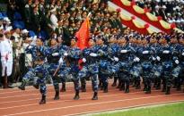 Mít tinh trọng thể kỷ niệm Chiến thắng Điện Biên Phủ