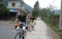 Nước sạch đến với xã Việt Hải