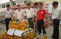 Huyện Tiên Lãng: Khai mạc Phiên chợ hàng Việt về nông thôn