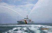Tàu kiểm ngư lớn nhất của Việt Nam sẽ ra khơi trong tháng 6