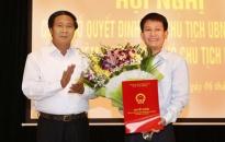Bổ nhiệm Phó chủ tịch UBND quận Hồng Bàng