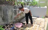 Đẩy mạnh chương trình nước sạch nông thôn