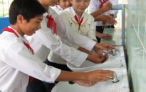 Xã Tam Đa (Vĩnh Bảo): Hỗ trợ 500-600 nghìn đồng/1 hộ mắc nước máy