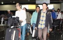 Thêm 184 lao động Việt từ Libya an toàn trở về sân bay Nội Bài