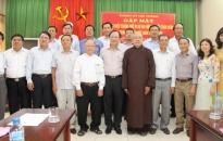 Đoàn đại biểu Hải Phòng dự Đại hội MTTQ Việt Nam lần thứ 8