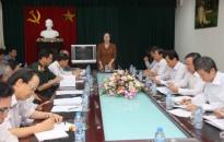 Chuẩn bị tham dự kỳ họp thứ 8, Quốc hội khóa XIII