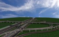 Hơn 800 tỷ đồng xây nút giao cầu Thanh Trì - quốc lộ 5