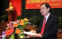 Phát động cuộc thi Tìm hiểu Hiến pháp 2013