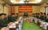 Đảng ủy BĐBP thành phố: Sơ kết 5 năm thực hiện Nghị quyết 84-NQ/ĐU