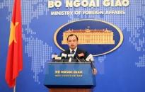 Việt Nam phản đối việc máy bay Trung Quốc hạ cánh ở Trường Sa