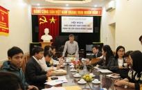 UBND TP làm việc với Bưu điện Hải Phòng về cải cách hành chính công