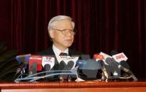 Phát biểu của Tổng Bí thư khai mạc Hội nghị Trung ương 2 khóa XII