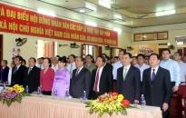 Thủ tướng Nguyễn Xuân Phúc bỏ lá phiếu đầu tiên