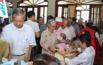 Huyện Cát Hải: Bố trí tàu đón ngư dân đi bầu cử