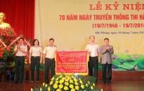 Kỷ niệm 70 năm ngày truyền thống ngành Thi hành án dân sự