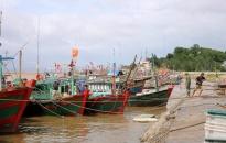 Bão Mirinae gây gió mạnh cấp 9 ở Nam Định