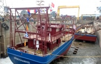 Có thêm 10 tàu cá được đóng mới theo NĐ 67