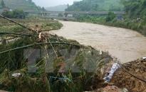 Lũ lớn ở Lào Cai: Huyện Bát Xát bị mất điện, 11 người mất tích