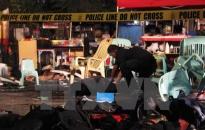 Việt Nam lên án mạnh mẽ những kẻ gây ra vụ nổ bom tại Philippines