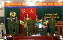 CATP khen thưởng Phòng PC52