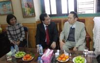 Phó chủ tịch UBND TP Lê Thanh Sơn chúc Tết các gia đình chính sách