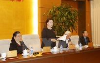 Ngày 14-3 khai mạc Phiên họp thứ 8, UB Thường vụ Quốc hội khóa XIV