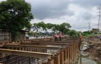 Dự án thoát nước mưa, nước thải: Giải quyết dứt điểm mặt bằng trước ngày 10-5