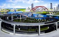 Xây dựng cầu Hoàng Văn Thụ: Đẩy nhanh tiến độ gắn với an toàn lao động