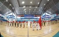 Tổng duyệt lễ khai mạc Hội thao lực lượng CAND năm 2017