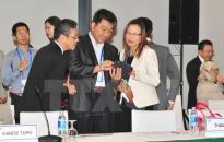 Hội nghị SOM-2: APEC hướng sang các vấn đề đầu tư thế hệ mới