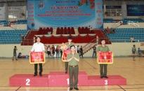 Hội thao lực lượng CAND năm 2017: CATP Hà Nội giành giải Nhất toàn đoàn môn cầu lông