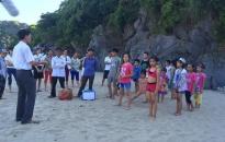 Lớp học bơi miễn phí