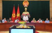 Lãnh đạo thành phố chúc mừng Ngày báo chí cách mạng Việt Nam