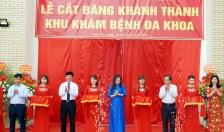 Bệnh viện đa khoa huyện Vĩnh Bảo: Đưa khu khám bệnh đa khoa vào hoạt động