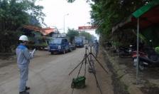 Chất lượng không khí trên địa bàn thành phố: Có dấu hiệu ô nhiễm đối với hàm lượng bụi lơ lửng