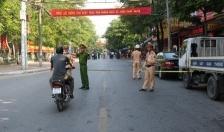 Công an quận Kiến An: Xử phạt 207 trường hợp vi phạm TTATGT