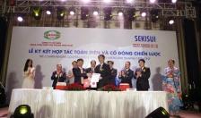 Công ty CP Nhựa Thiếu niên Tiền Phong lọt tốp 50 Công ty niêm yết tốt nhất do Forbes Việt Nam bình chọn